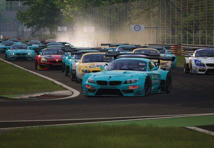 2 Aralık 2018 Monza Yarışı