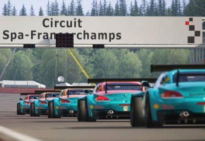 19 Temmuz 2020 Spa Francorchamps Yarışı