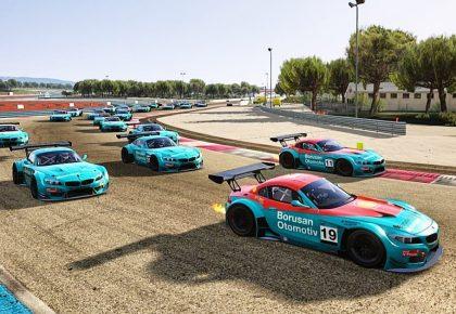 27 Mayıs 2020 Paul Ricard Blancpain Yarışı