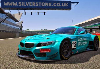 20 Nisan 2020 Silverstone Yarışı